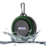 Speaker Promotional IPX4 Waterproof Wireless Suction and Clip Bluetooth Speaker OEM Portable Speaker