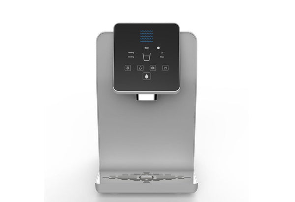 DrinkPod Countertop Bottleless Cooler Pro Series with 1000 Touch Controls, Ultra Violet Sterilization and Ultra Plus 3 Filtration