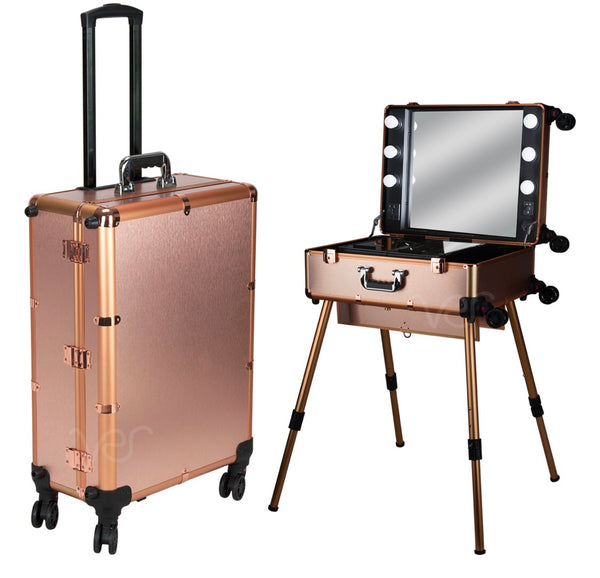 ROLLING MAKEUP CASE STUDIO