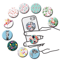 Pop Up Sockets Sticker Cell Phone Grip Holder