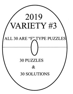 LINDI variety Printable circular or oval TYPE F sudoku logic puzzle