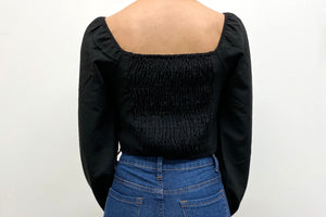 Kenia Top (Black)