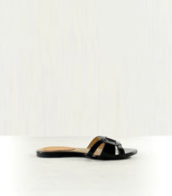 Load image into Gallery viewer, Betony Sandals (Black)