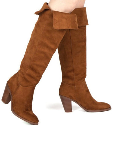 Jessica Boots (Chestnut)