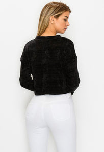 Janelly Sweater Top