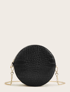 Erin Chain Bag (Black)
