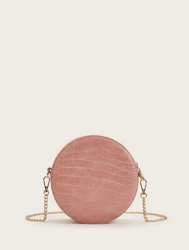 Erin Chain Bag (Mauve)