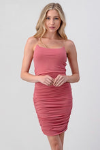 Load image into Gallery viewer, Jazlyn Dress (Mauve)