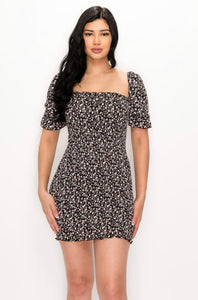 Nimsy Dress (BLACK)