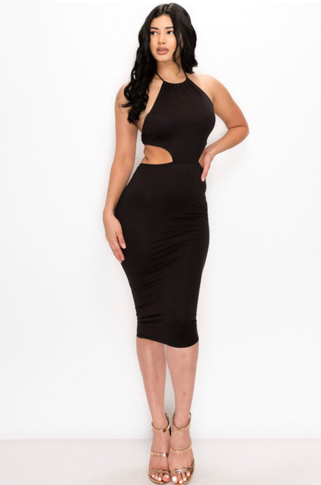 Emery Dress (BLACK)