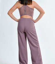 Load image into Gallery viewer, Lavender Jumpsuit