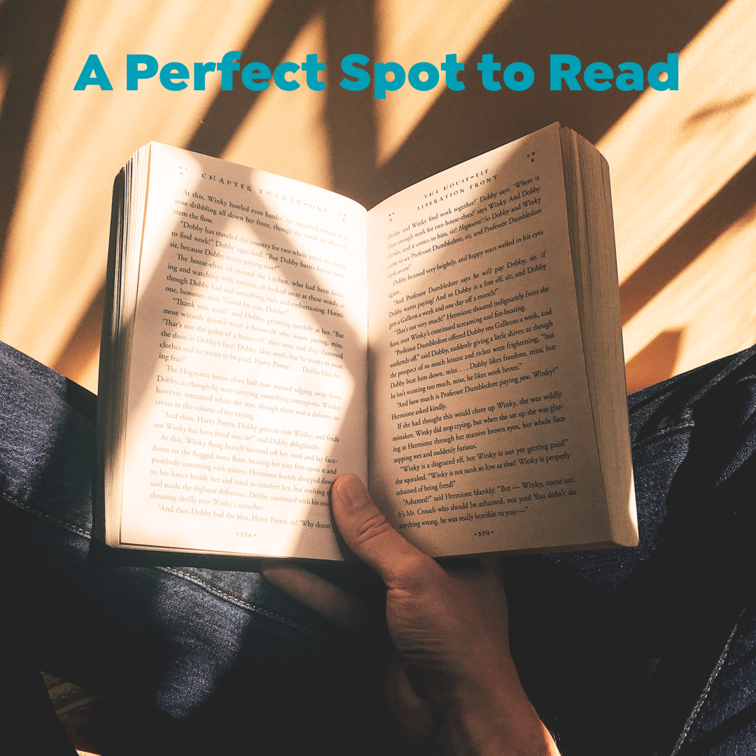 The Truth About Reading Spots