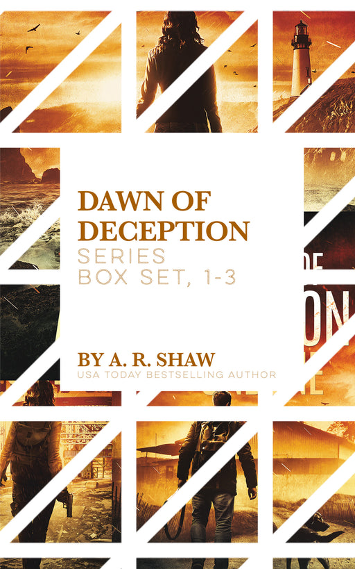 Dawn of Deception Box Set - Author AR Shaw