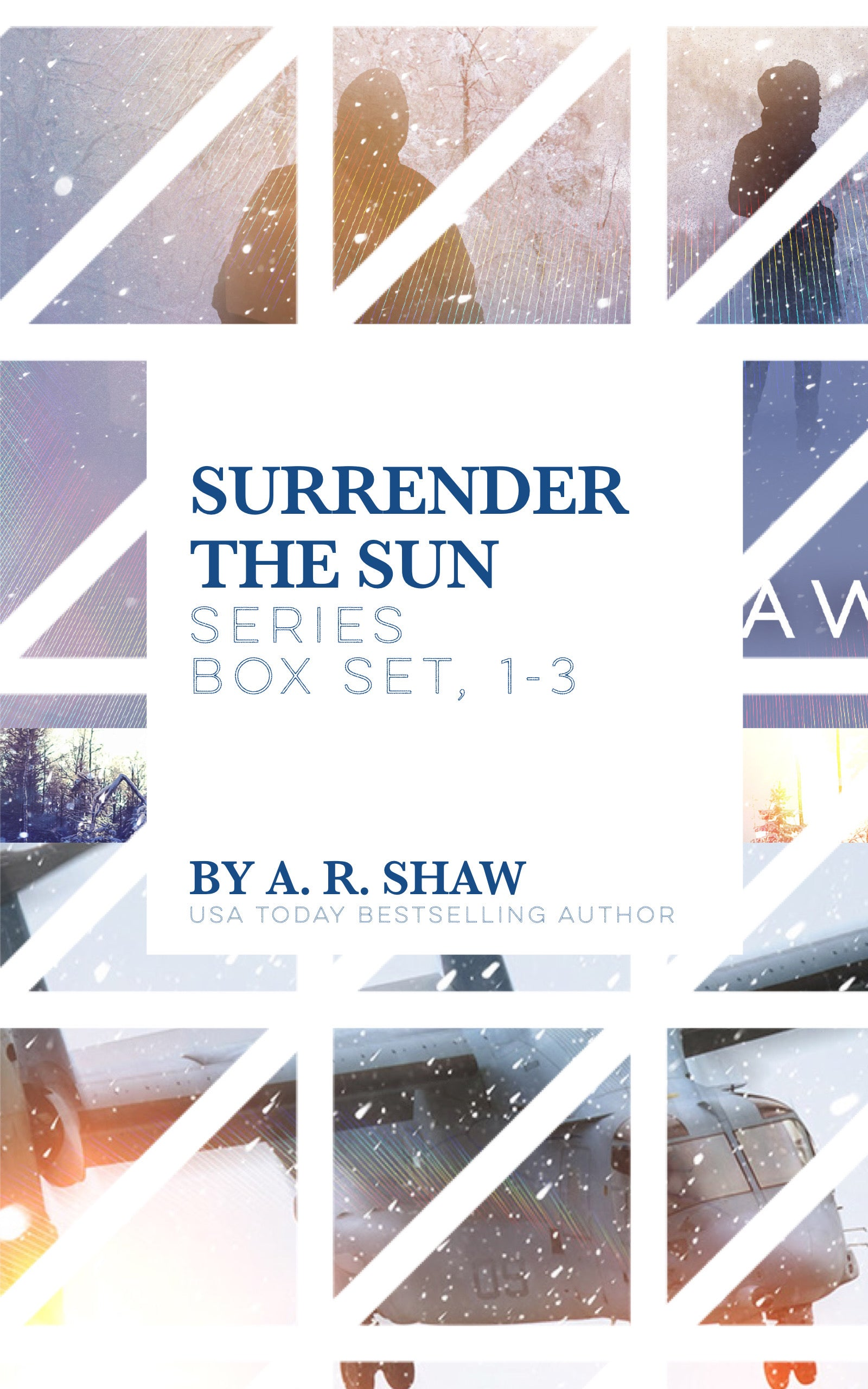Surrender the Sun Box Set image