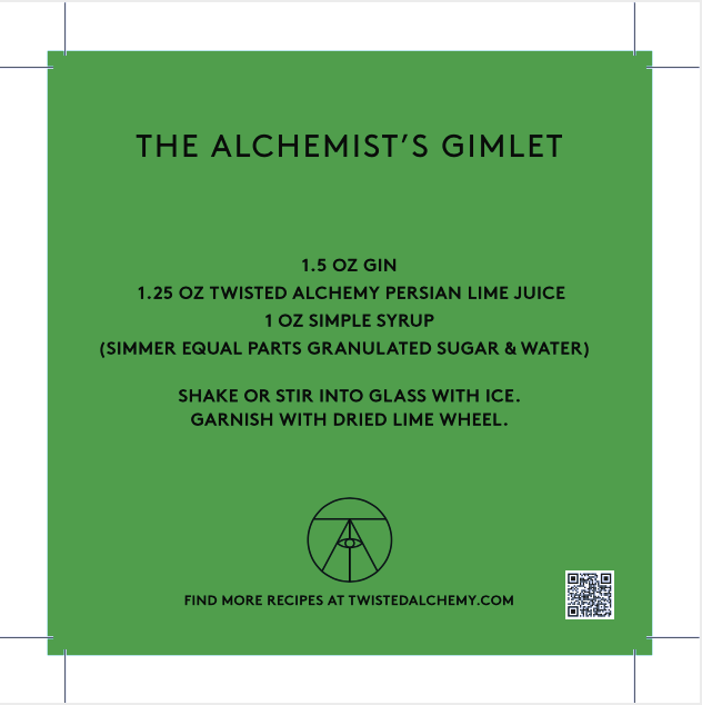 The Alchemist's Gimlet