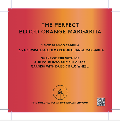 The Perfect Blood Orange Margarita