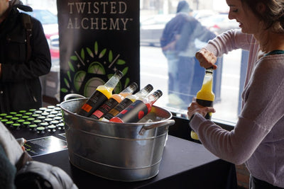 Mocktails Take Center Stage at the National Restaurant Show with Twisted Alchemy