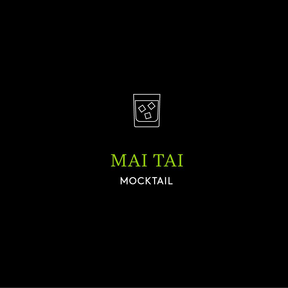 Mai Thai Mocktail