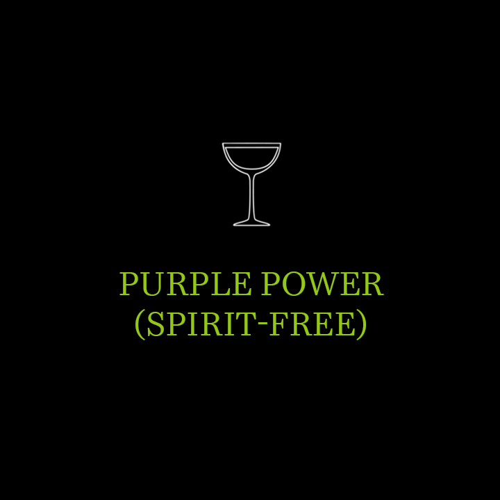 Purple Power (Spirit-Free)