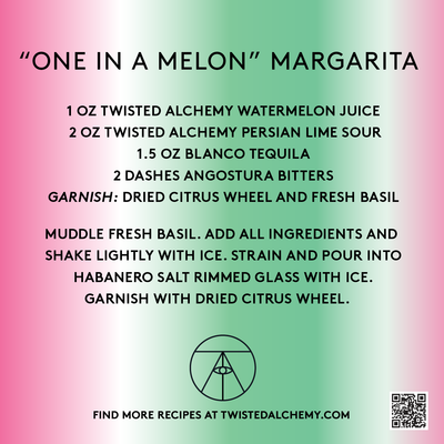 One in a Melon Margarita