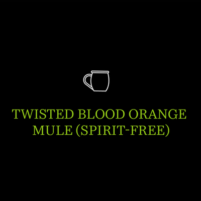 Twisted Blood Orange Mule (N/A)