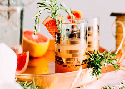 The Rise of Healthy Cocktails