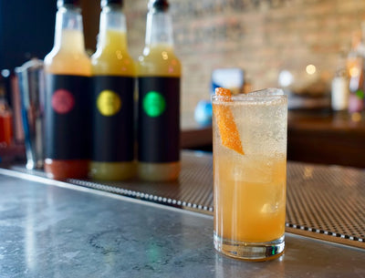 Cinco de Mayo Drinks: Smoky Soda from Kite String Cantina