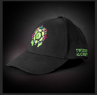 Twisted Alchemy Fitted Hat (FREE SHIPPING)
