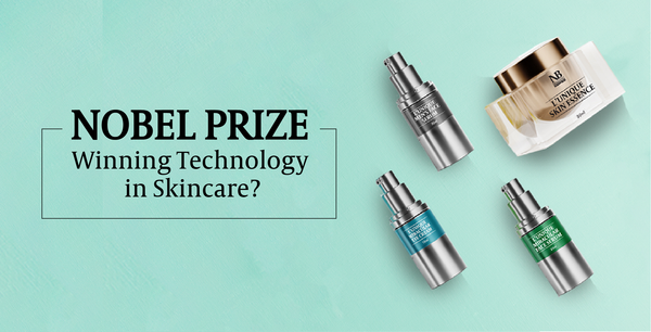 nobel prize winning technology in skincare