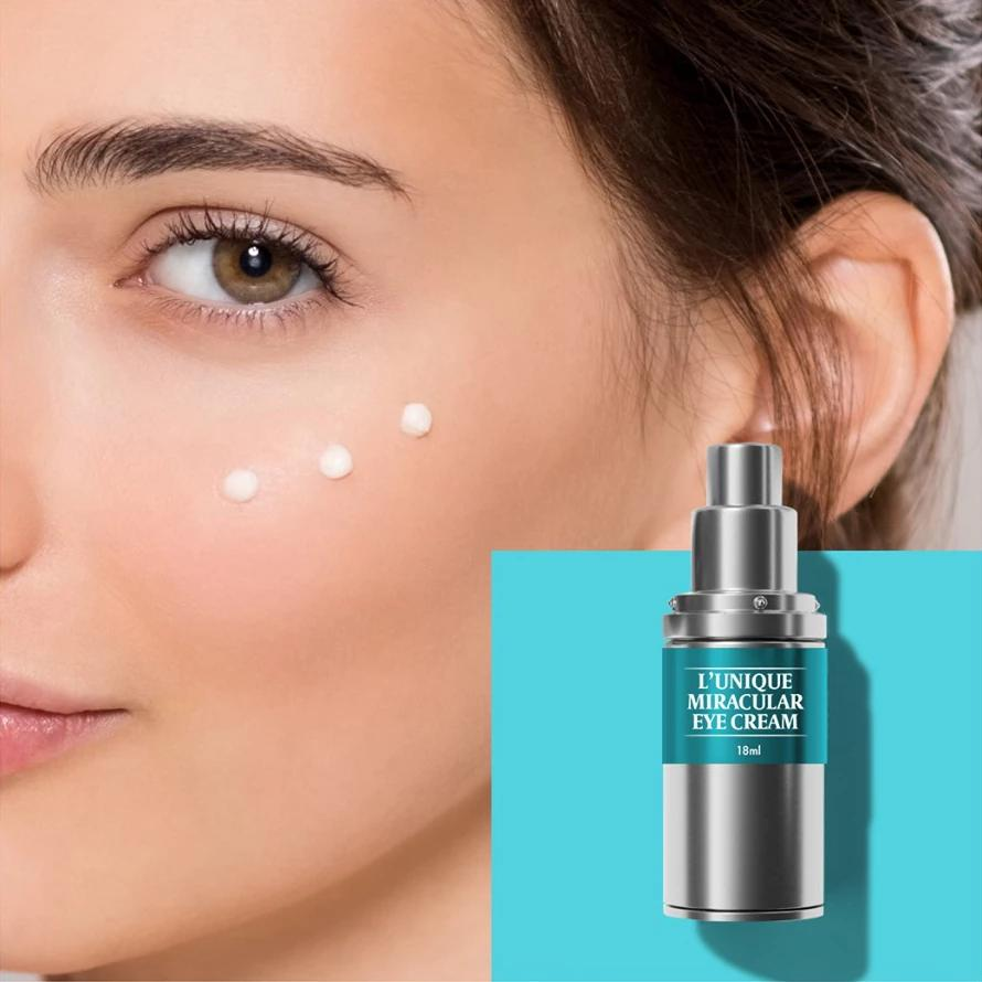 Combat Dark Circles and Puffiness With Nourishing Biologicals Miracular Eye Cream