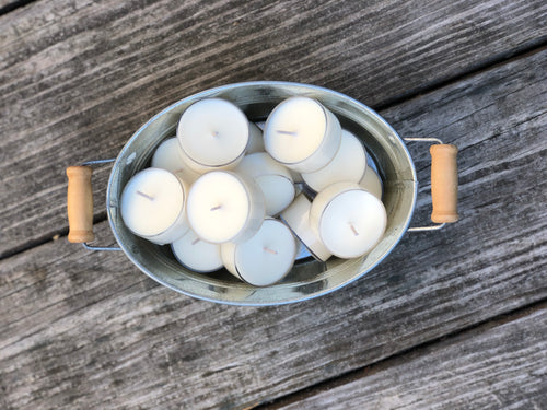 Sample Tea Light Pack: HOLIDAY Collection