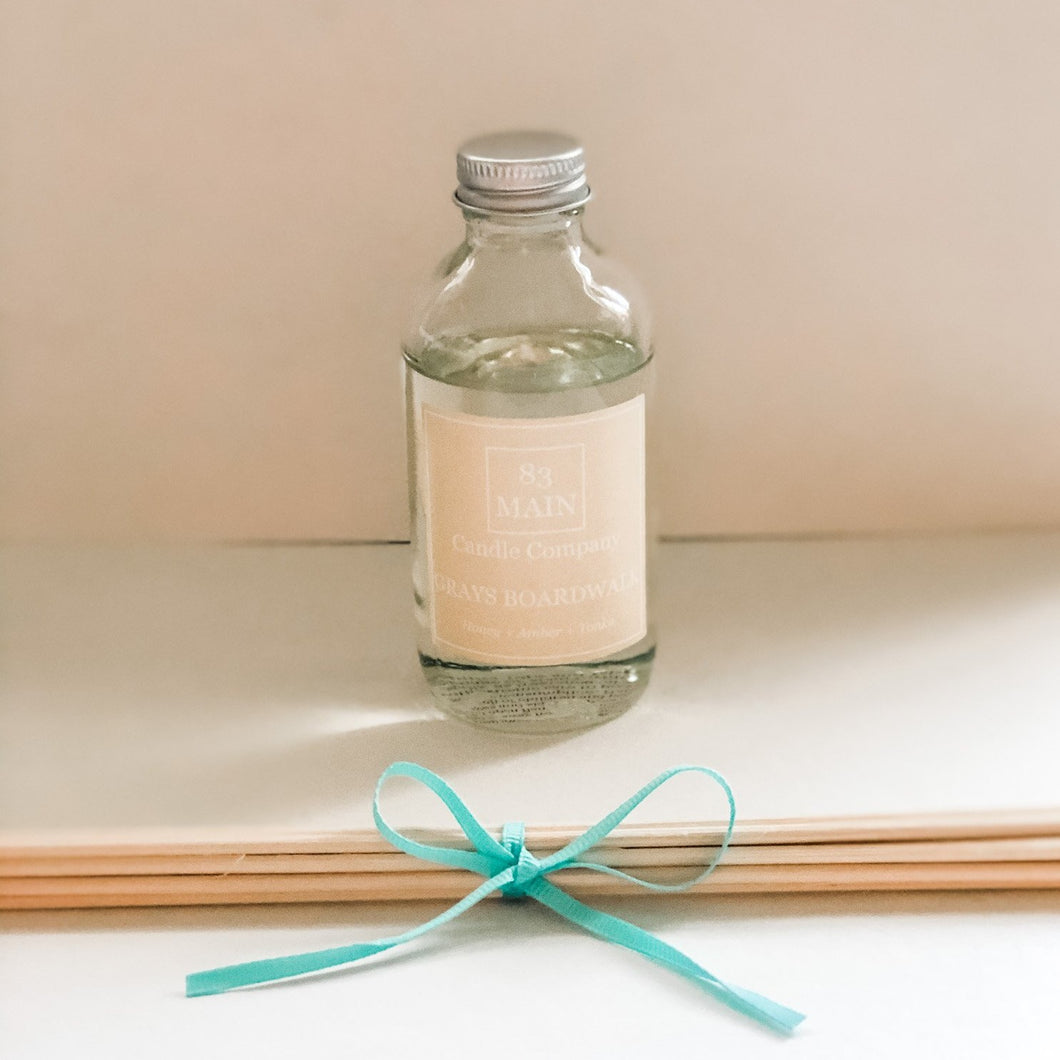 Grays Boardwalk Reed Diffuser