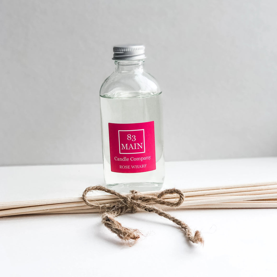 Rose Wharf Reed Diffuser