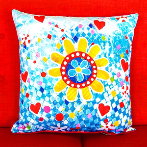 Fairy Dell Cushion 2