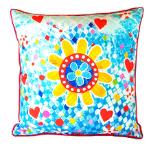 Load image into Gallery viewer, Fairy Dell Cushion 2