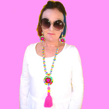 Load image into Gallery viewer, Rainbow Love Necklace