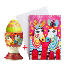Load image into Gallery viewer, Zig Zag Zebras (Gift Wrapped + Card)