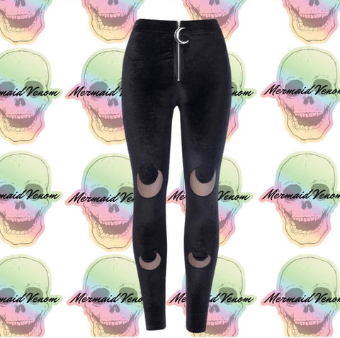 Black Moon Pants
