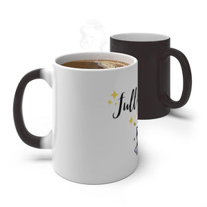 Gray Full of Magic Color Changing Mug