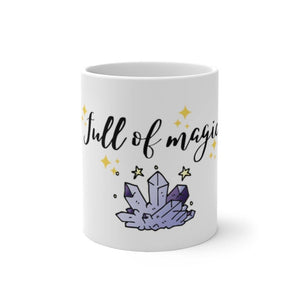 Full of Magic Color Changing Mug - Mermaid Venom