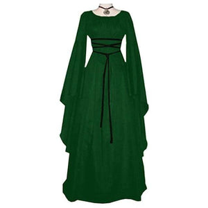 mermaid-vemon,Elegant Witch Dress.