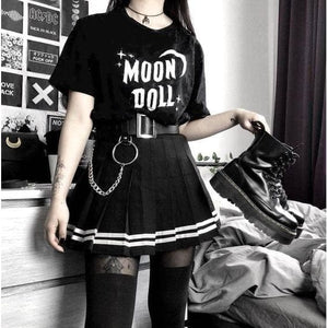 mermaid-vemon,Moon Doll Tee.