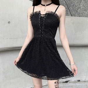 Dark Dreams Corset Dress