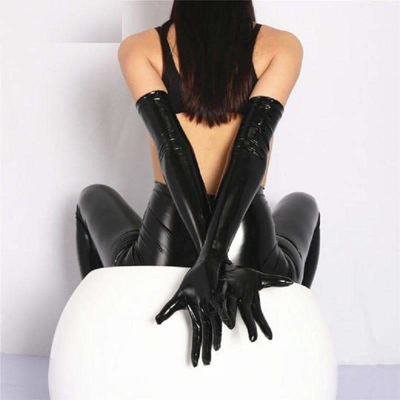 mermaid-vemon,PVC Gloves.