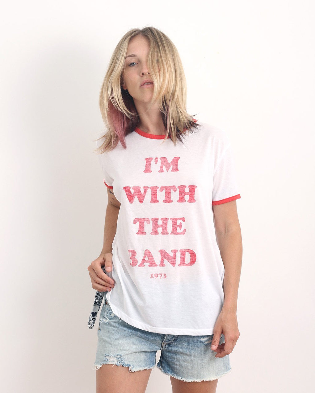 I'M WITH THE BAND // DON'T TELL MAMA