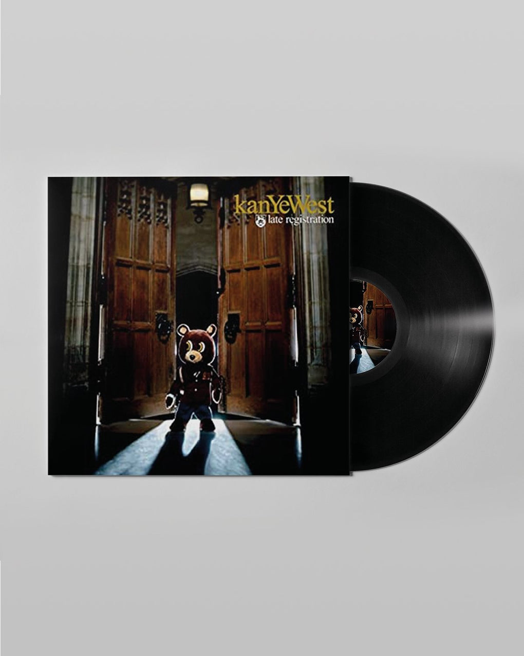 Kanye West - Late Registration // DON'T TELL MAMA