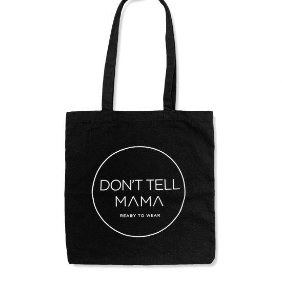 ORGANIC COTTON BAG // DON'T TELL MAMA