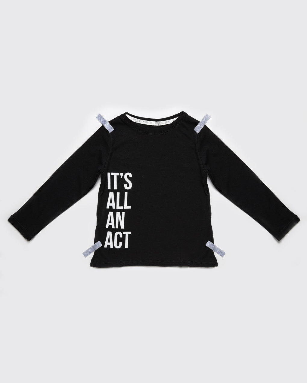 SHORTIES ALL AN ACT LONG SLEEVES // DON'T TELL MAMA