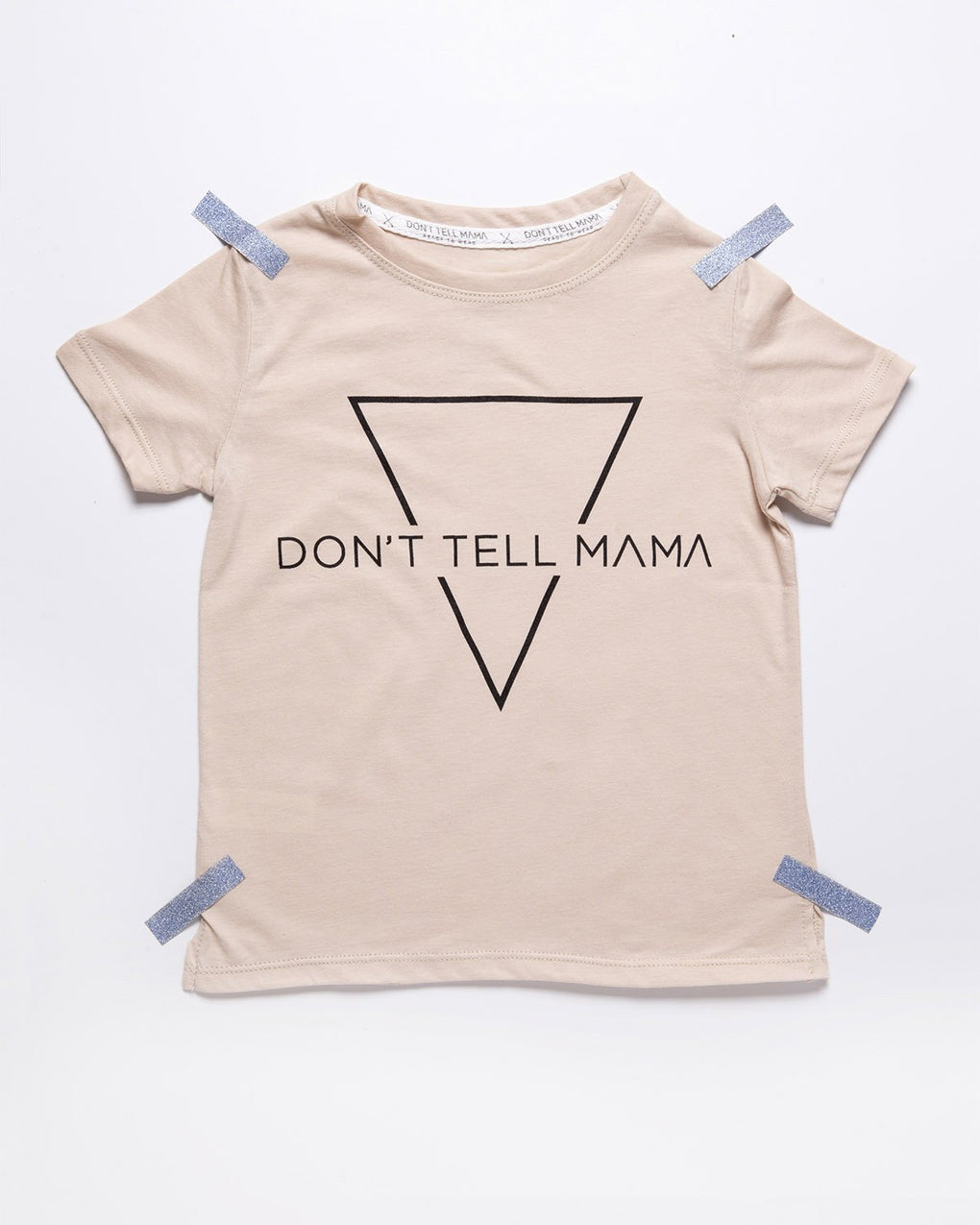SHORTIES MAMA TRIANGLE // DON'T TELL MAMA