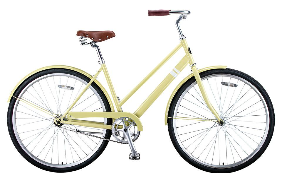 Sole Bicycles' Pacific model features a step through frame.